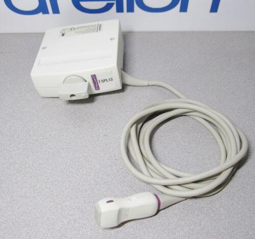 Siemens 7.5PL13 7.5MHz Ultrasound Probe for Sonoline Elegra / Versa Plus