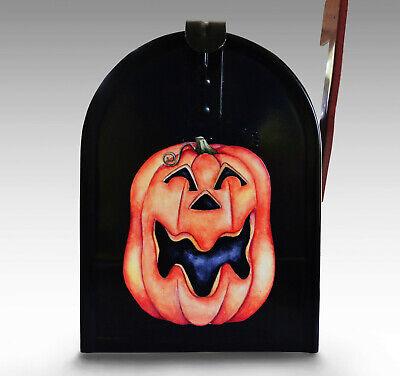 Smiling Pumpkin Jack o Lantern Magnets Halloween Decorations Decor for Mailbox