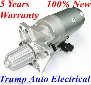 New Starter Motor for Kia 2700 Pregio 3VRS Roseta engine J2 2.7L Diesel Manual