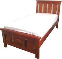 Brand New Single/King Single Bed Frame Solid Timber Rydalmere Parramatta Area Preview