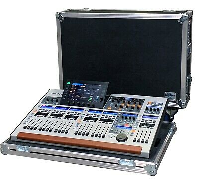Mixer 1/4 Ply Light Duty Economy ATA Case Fits Allen & Heath ...