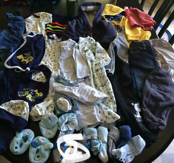 Boys size 00 bundle