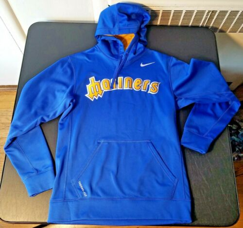 SEATTLE MARINERS hoodie ⚾ Nike Therma-fit ⚾ Cooperstown Collection ⚾