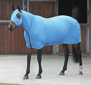 Shires Horse Stretch Rug 9435 Clean Shiny Coat Shine