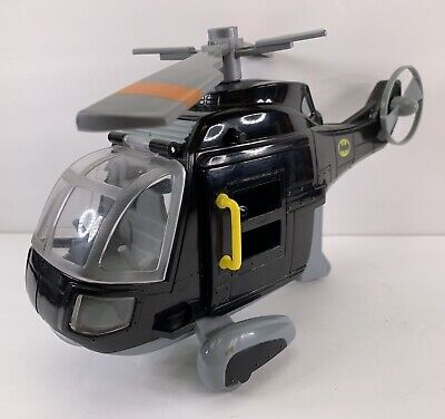 Fisher Price Imaginext DC Super Friends Batman Helicopter Bat-copter