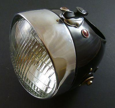 Scheinwerfer - für Oldtimer - Lichtaustritt 165 mm - aus UDSSR Produktion - Neu