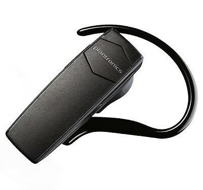 New Plantronics Explorer 10 Bluetooth Headset Noise Reduction Black 50