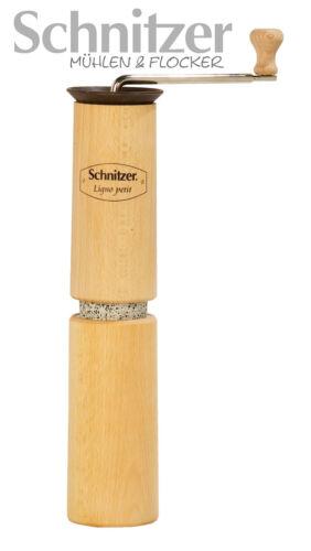 Schnitzer Handmühle Handgetreidemühle Ligno Petit Getreidemühle mit Handbetrieb