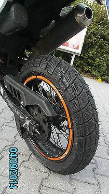Kreidler 125 Supermoto Reifen 130/70-17 mit M+S Kennung Hinterrad 95,80