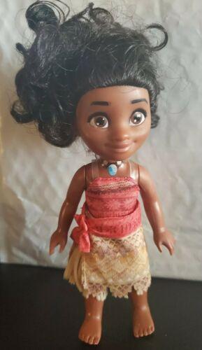 Disney Moana Barbie Adventure Doll  - $8.00