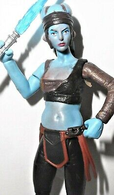 STAR WARS Revenge of the Sith AAYLA SECURA 2005 Betrayal at Felucia Target rots