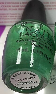 Opi   Zom Body To Love   Glows In The Dark Polish Discontinued  Buy B 4 It Gone