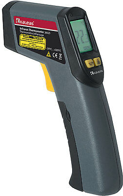 Kaleas Infrarot Thermometer mit Laser inkl. Batterie