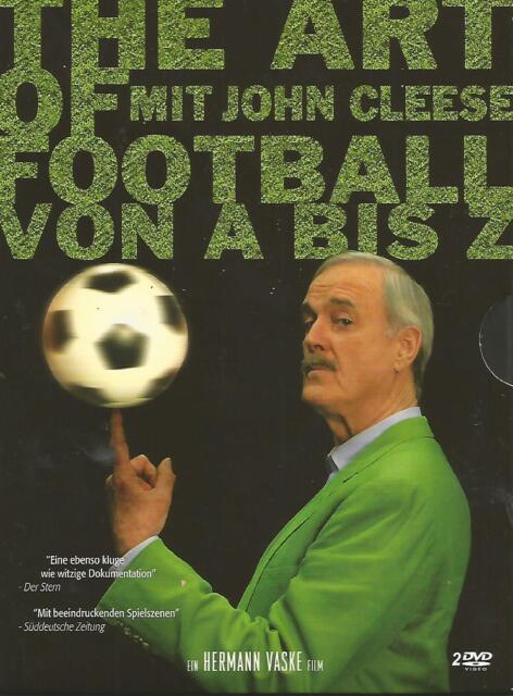 The Art of Football - Die Kunst des Fussballs A-Z / 2 DVDs / DVD #8694