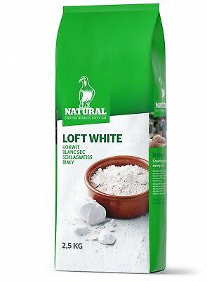 Natural Antwerp Racing Pigeon Hygiene Belgian White 2.5kg