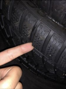3x 205/45/R17 Ovation winter tires (2 Left!)