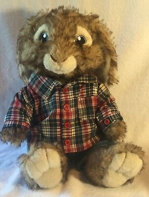 """BUILD A BEAR E.B. BUNNY FROM DISNEY HOP MOVIE-16"""" WITH OUTFIT - Outfits From Movies"""