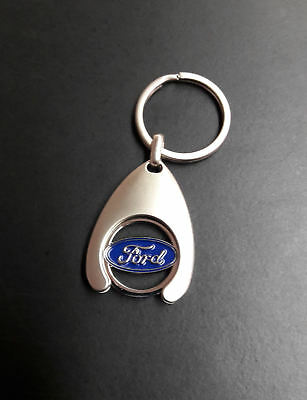 Ford Schlüsselanhänger Einkaufschip *NEU*