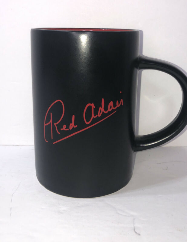 Vintage Red Adair - Oil well - Firefighter Coffee Cup