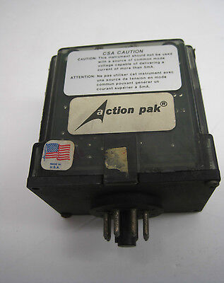 Used Action Instruments 4380-0000 Signal Conditioner 43800000