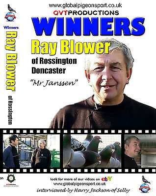 RAY BLOWER of DONCASTER - Racing Pigeon DVD
