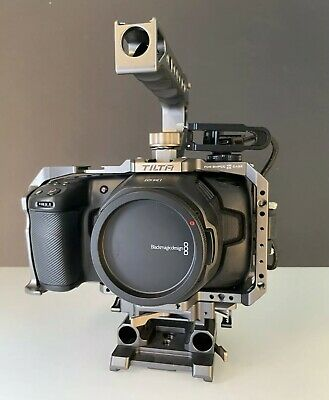 Blackmagic Pocket Cinema Camera 6K w/Many Accessories.