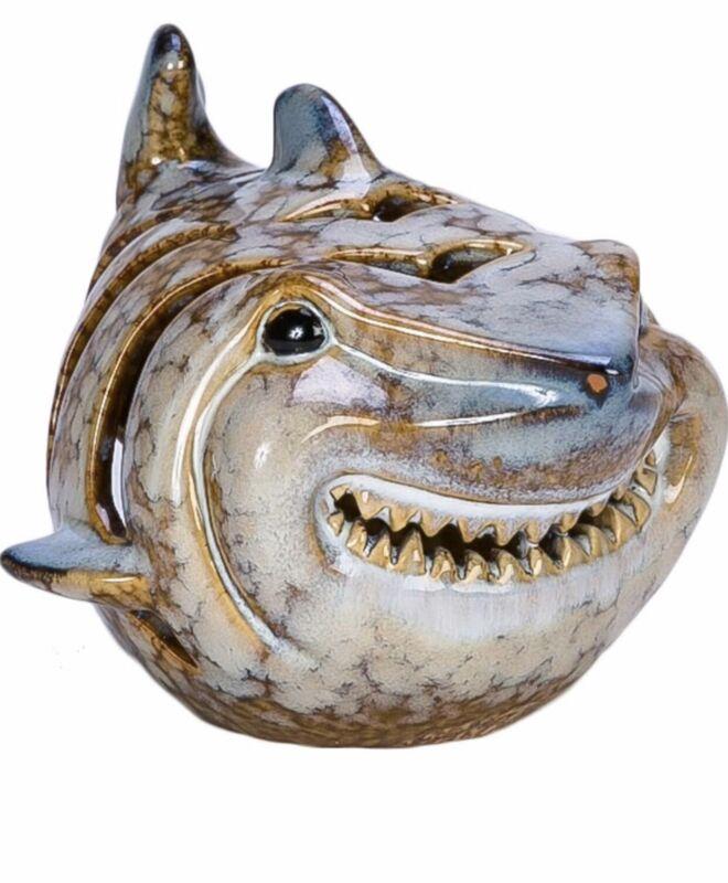 Shark Candle Holder