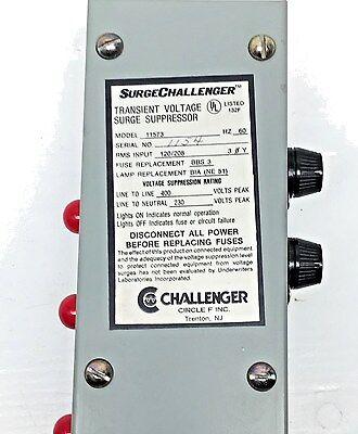 Circle F 11573 Transient Voltage Surge Protector 120208v 400v Line 230v Neutral