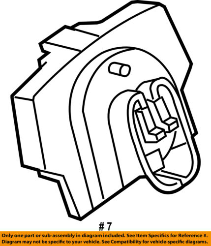 Nissan Oem Airbag Air Bag Clockspring Clock Spring B5567cb66a