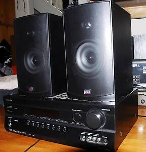 PSB Alpha B Speakers & Onkyo Receiver - Great deal!! Chatswood Willoughby Area Preview