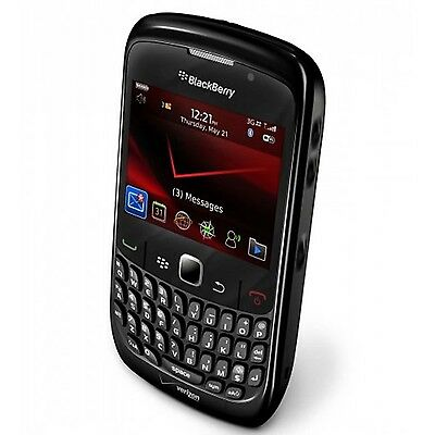 RIM Blackberry 8530 used  NO CONTRACT Cell Phone Verizon Page Plus Smartphone on Rummage