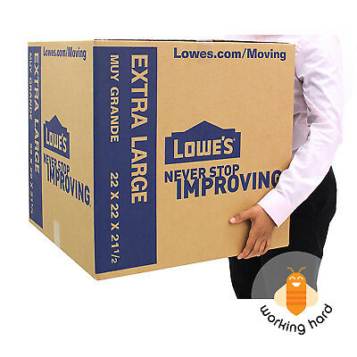 Extra Large Cardboard Boxes 22 X 22 Storage Moving Shipping Packing Xl 5 Pack