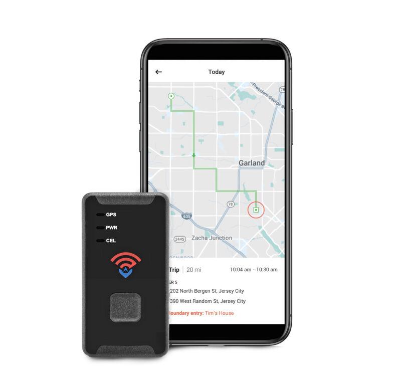 Spy Tec STI_GL300 Mini Portable Real Time Personal and Vehicle GPS Tracker