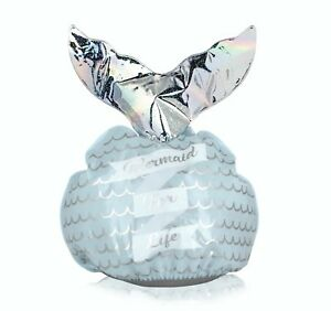 Mermaid Fun Shower Cap Novelty Glam Fancy Dress