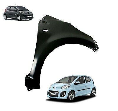 Citroen C1 2012-2014 Front Bumper Primed New