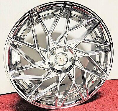 4 Cadillac CHROME
