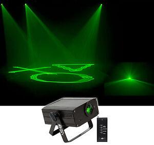 American DJ MICRO SKY Mini Green Laser w/ Liquid Sky Effect Club/Stage Light