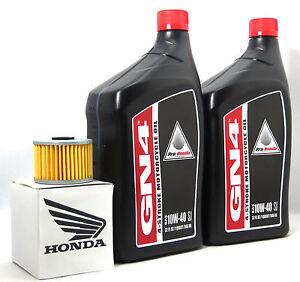 Dettagli su 2003 HONDA XR650R OIL CHANGE KIT