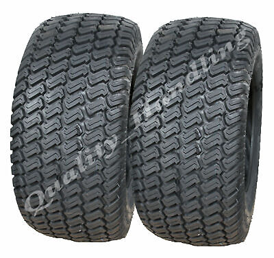 16x6.50-8 lawnmower tyre 4ply Multi turf grass - lawn tire - Wanda P332 set of 2