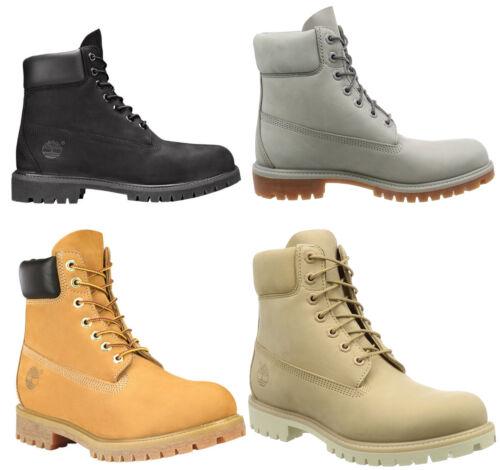 Boots - Timberland Men's 6-Inch Premium Waterproof Boots