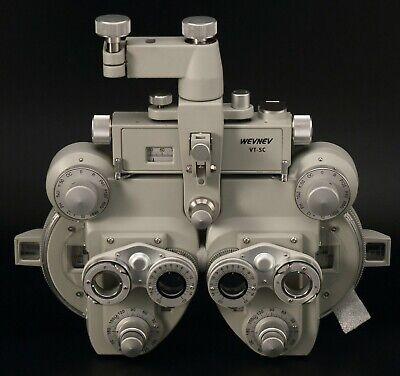 Vt-5c Manual Refractor Phoroptor Optical Vision Tester Optometry Instrument