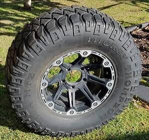 Mickey Thompson MTZ 4x4 spare tyre Warnbro Rockingham Area Preview