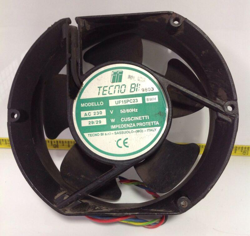 TECHNO BLI AC230 FAN 50/60HZ UF15PC23