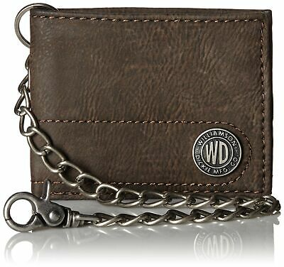 Bifold Wallet with Chain Men Accessories Clothing Money