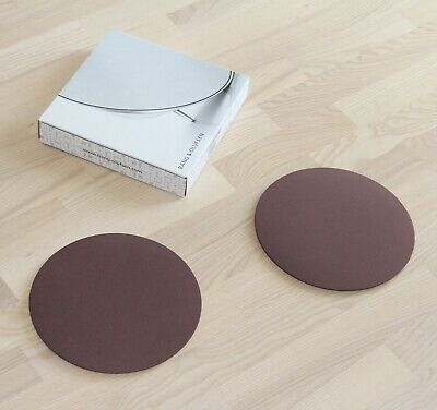 Bang & Olufsen BeoSound 8 BeoPlay A8 Speaker Grill Fabric Covers New Brown