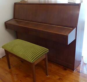 KAWAI Upright PIANO with STOOL Morphett Vale Morphett Vale Area Preview