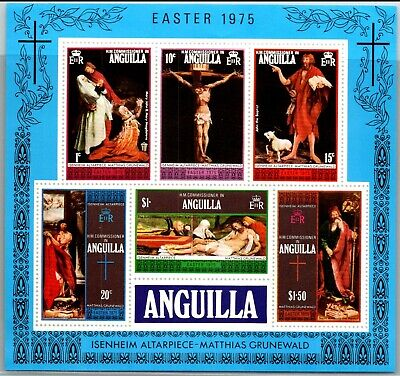 GP GOLDPATH: ANGUILLA STAMP 1975 _CV676_P04
