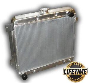 THE BEST Mopar BIG BLOCK HD Aluminum Radiator 1967 - 1974 Mopars - 22