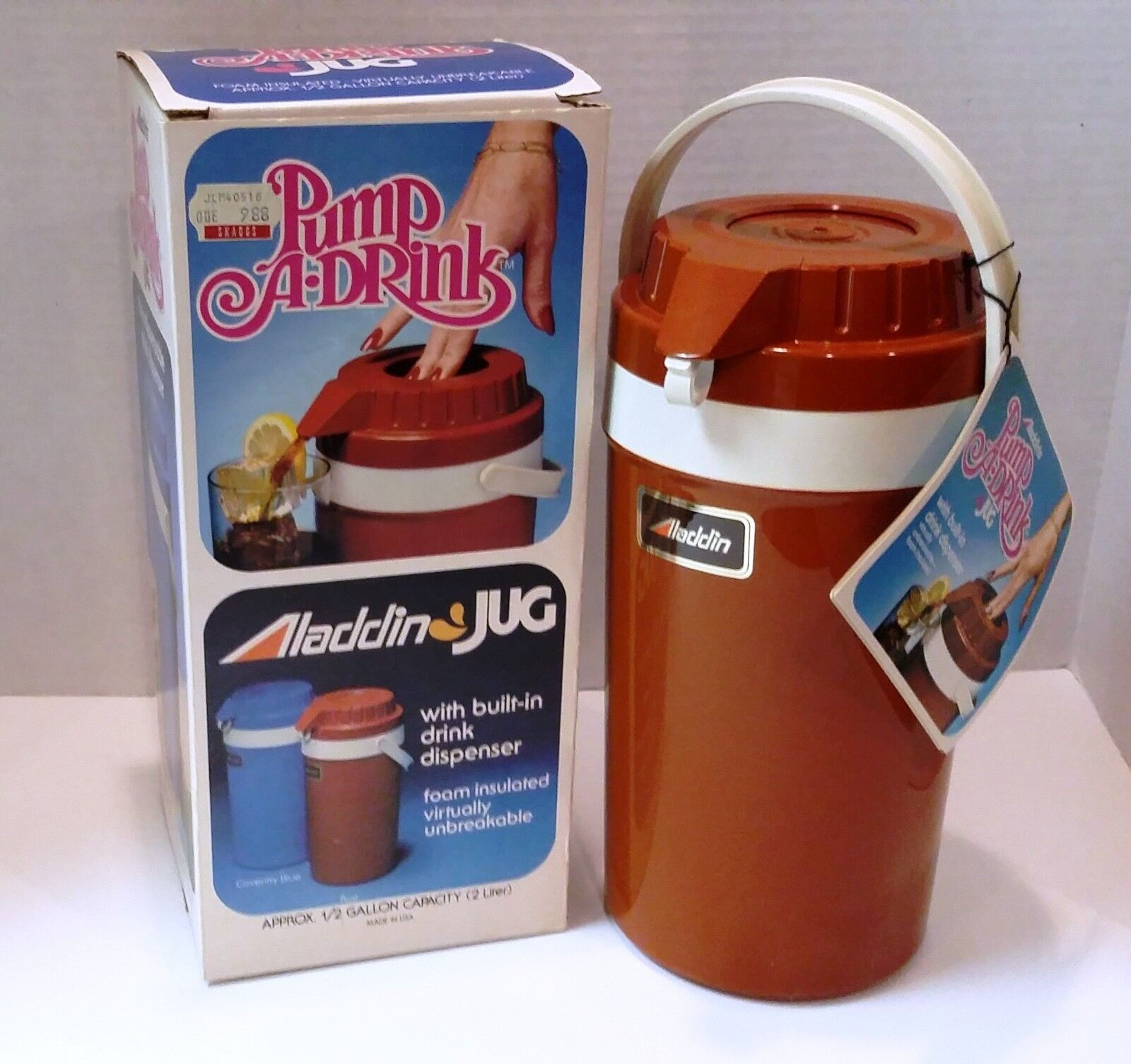 pump a drink 1 2 gallon dispenser