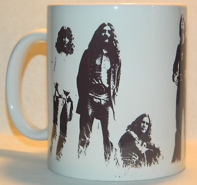 BLACK SABBATH / OZZY OSBOURNE - CLASSIC 70's REPRODUCTION 11oz COLLECTORS MUG -